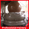 Outdoor Natural Marble Rolling Sphere Fountain