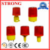 High Brightness LED Solar Warning Beacon Light