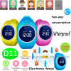 2g/GSM GPS Tracker Watch for Kids with Waterproof (D11)