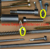 Special Screw Step Bolts Shoulder Screw Fastener Thread B