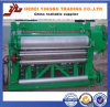 Green Color Ney Type Welded Wire Mesh Machine