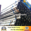 Large Diameter Hot-Dipped Galvanized CS Welded Steel Pipe Size