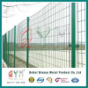 Ornamental Double Loop Wire Fence Designs / Powder Coated 656 Double Wire Fence