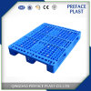 Large Perforated HDPE Recycle Rack Plastic Pallet for Industry (48X40 Inch)