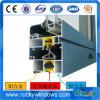 Rocky 6063 PVDF Coating Aluminium Extrusion Alloy Profile