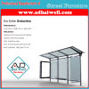Good Design Public Street Furniture Bus Shelter Advertising Panel