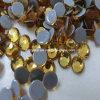 China Factory Wholesale Shiny Leed Free and Multi Size Crystal Hot Fix Rhinestone Pattern for Garment