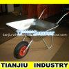 Galvanized Wheelbarrow Wb4024A for Europe Market