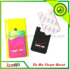 Fashion Silicone Mobile Pocket for Cards