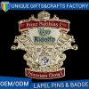 Hot Sale Custom Metal Badge Manufacture in China