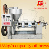 New Oil Press, Temperature Control Screw Oil Press (YZYX10WK)