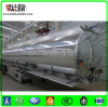 Aluminum Alloy Trailer 5083 52000 Liters Tri-Axle Aluminum Tank Semi Trailer