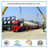 China Wind Blade Trailer Extendable Low Bed Semi Trailer