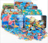200 PCS Wooden Intellectual Puzzle Toys 2017new Toy