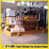 Natural Gas Generator Set 500kw Open Type