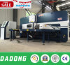 Sheet Metal Servo Driven Motor CNC Punching Machine Real Factory