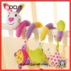 Ce Safety Soft Plush Rabbit Baby Stroller Spiral Pendant Toy