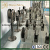 Stainless Steel Glass Clamp in Balustrade Fitting