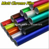 PVC Material Colors Matt Chrome Film, Car Wrap Vinyl Film, 1.52m Width