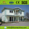 Fire Proof Steel Frame Duplex Prefab Living Villa