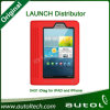 Launch X431 Idiag Auto Diag Scanner for iPad and iPhone with iPad Case