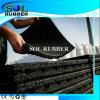 Splendid Certificated Outdoor Bright Color Rubber Mat