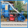 High Technology Vehicle Type Shot Blasting Machine