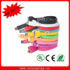 Colored Flat USB Cable for iPhone4 (NM-USB-657)