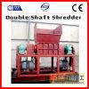Tire Wood Plastic Rubber Shredding Tire Shredder Crusher Manufacturer in China