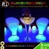 PE Plastic Lounge Furniture Glowing LED Bar Stools