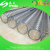 Cheap PVC Tube, Color PVC Spiral Steel Wire Hose