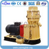 Flat Die Wood Sawdust Pelleting Machine with CE
