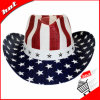 American Flag Hat Cowboy Hat Paper Hat Straw Hat