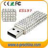 Bling Crystal Diamond Stick Shape USB Flash Drive (ES137)