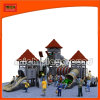 Certified Funny Children Outdoor Playground with Slide (5220A)