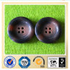 4-Holes Resin Button for Coats, Szk-003, Resin Button, Polyester Button. Garment Accessories