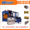 Qt4-15 Full Automatic Brick Making Machine/Clay Block Machinery on Alibaba for Sale to India