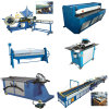 Tube Duct Making Machine for HVAC Air Production
