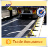 Sold to South Korea PVC Oil Spill Containment Berm
