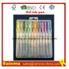 Glitter Gel Ink Pen in Plastic Box Packing