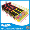 Indoor Jump Trampoline Park Bed (QL-1202A)