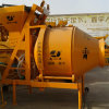 Portable Mobile Concrete Mixer Jzc350