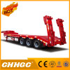 Professional Manufacture 3 Axles Lowbed Semi Trailer with High Quality