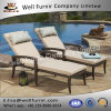Well Furnir Wf-17104 Rattan 2pk Chaise Lounges