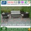 Viro PE Ratan Outdoor Furniture Sofa Table Set