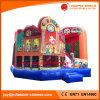 China Club House Jumping Moonwalk Bouncer with Slide Combo (T3-700)