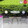 OEM Garden Mosaic Bistro Set for Promotion