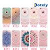 Mandala Henna Floral Clear Soft TPU Rubber Ultra Slim Case Cover Skin