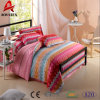 100 Polyester Microfiber Bedding Set, Beautiful Stock Bedding Set