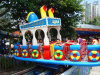 Amusement Machine Pirate Ship with Trailer